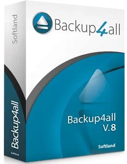 Backup4all Standard 7.5 License Key 2020 Free for Windows