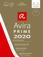 Avira Prime 2021 Free License Key for 3 Months / 92 Days