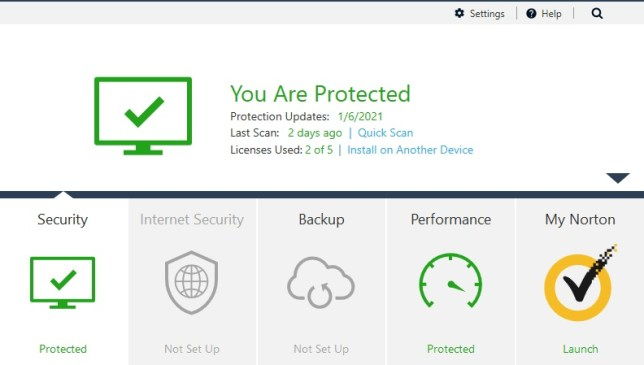 Anti Malware Software Developed by Symantec
