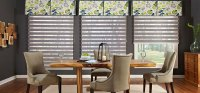 Dining Room Ideas I Window Coverings I Curtains - Windows ...