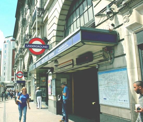 03 Baker Street Station