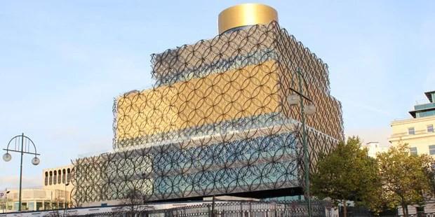 Library of Birmingham exterior