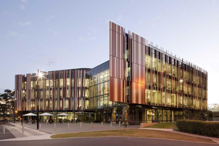 Macquerie University Australia exterior