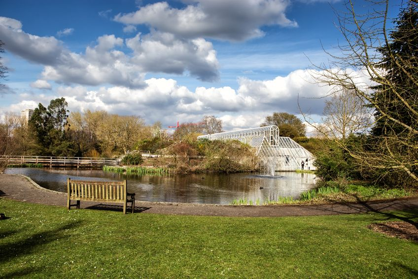 Royal Botanical Gardens in Kew, London ©dglavinova|123rf