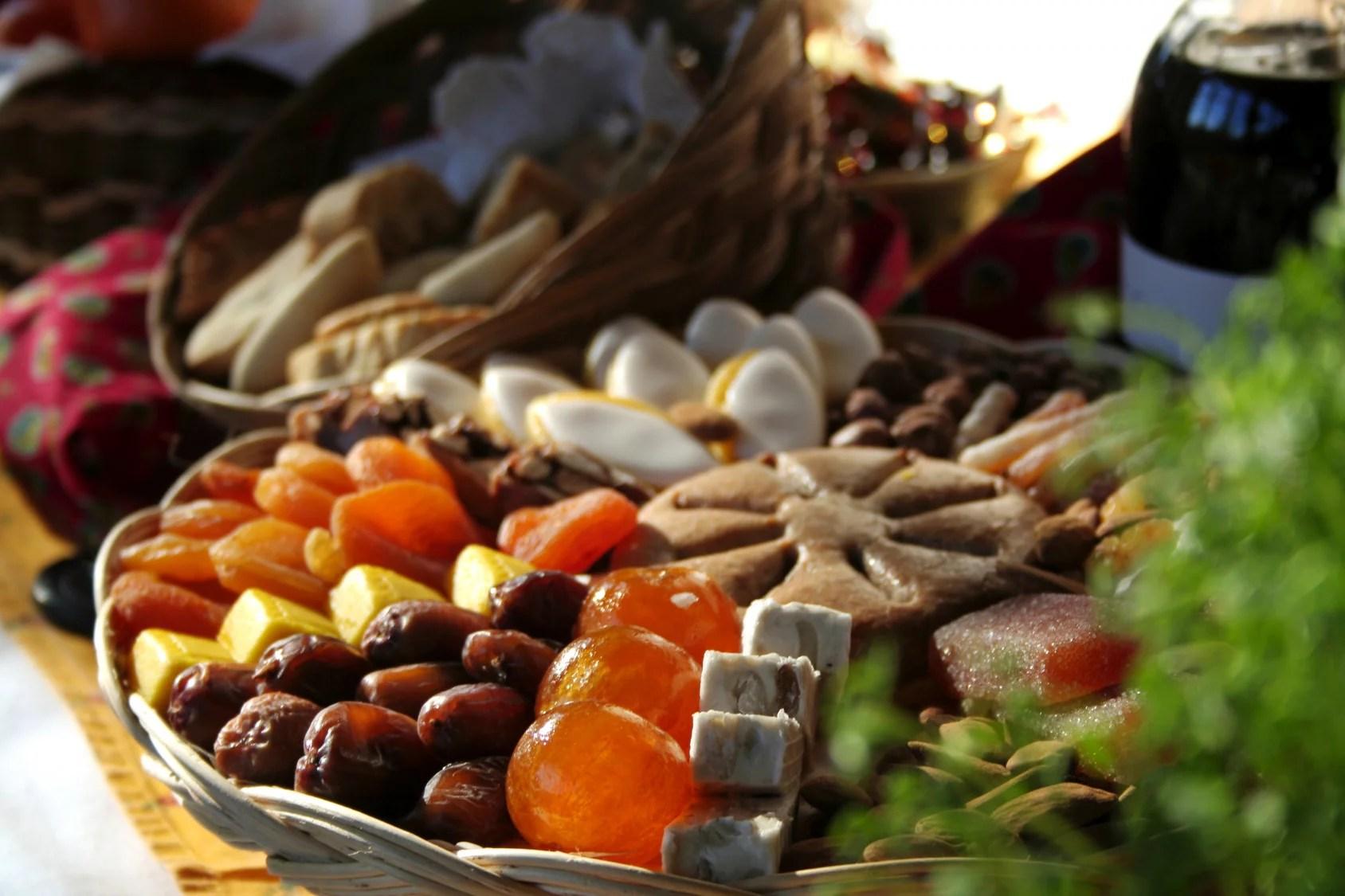 les treize desserts de noël en provence