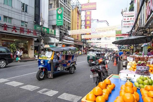 Chinatowns - Bangkok
