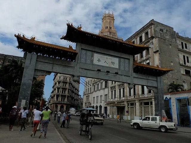 Chinatowns - Havana