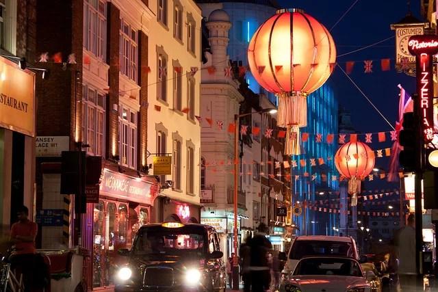 Chinatowns - London
