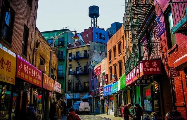 Chinatowns - New York