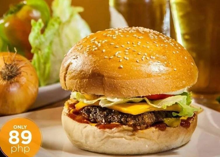 Jacks Blue Plate Burger
