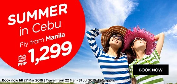 travel promo march 21 to 25-2
