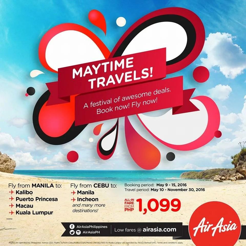 airasia 1 - maytime