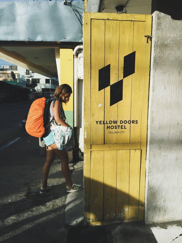 01 Yellow Doors Hostel