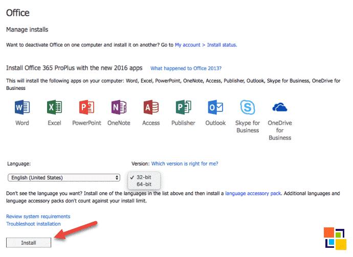Office 365 Offline Installer DMG