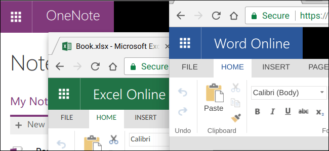 office 365 browser