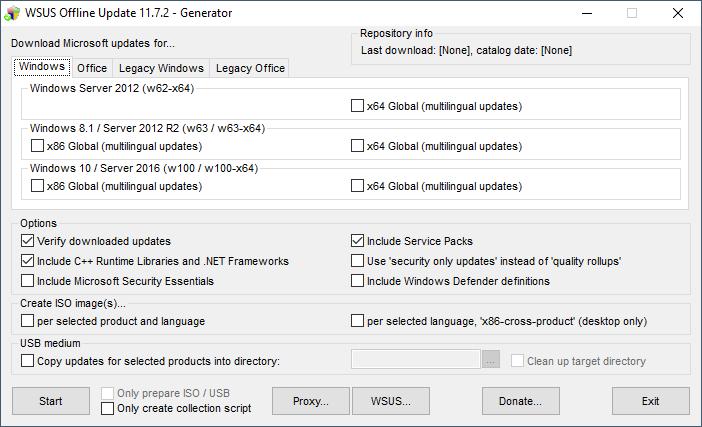 failure configuring windows updates windows 10