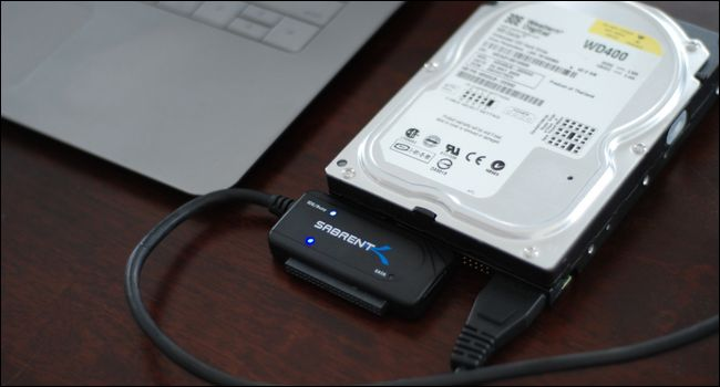 test hard drive