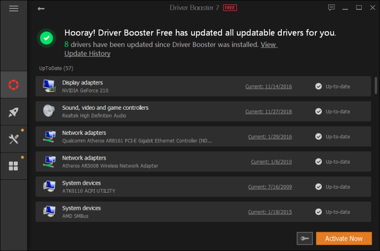 driver booster updated