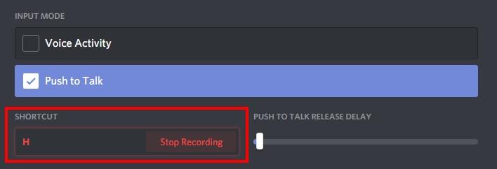 record keybind push to talk