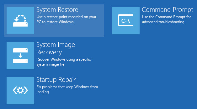 Advanced Options FIX Windows Error Code c0000034 / Fatal Error c0000034 c0000034
