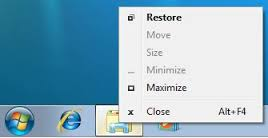 screen maximize How to get a Window back on the Screen How to get a Window back on the Screen