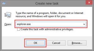 Run: Explorer.exe FIX: Right-click causes Runtime Error in Explorer.exe runtime error