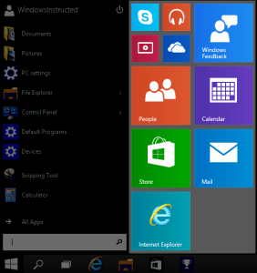 Windows 10 Start Menu Apps How-to add Apps to the Start Menu in Windows 10 How-to add Apps to the Start Menu in Windows 10