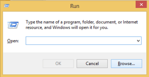 Run dialog box Windows cannot load the device driver for this hardware. The driver may be corrupted or missing. (Code 39) device driver
