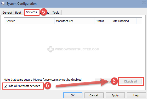 Hide and Disable All Windows Update Troubleshooting Guide windows update