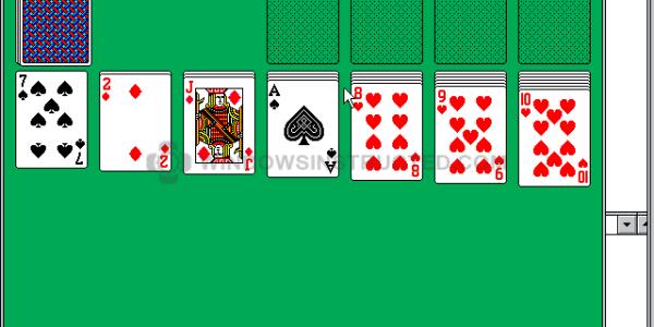 Windows 3.1 Solitair