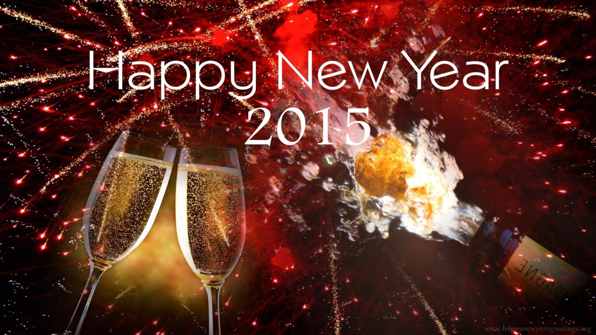 Happy New Year Happy New Year - 2015 Happy New Year - 2015