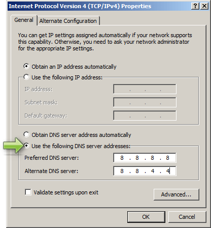 intbMEu.png How to change the DNS server in Windows How to change the DNS server in Windows