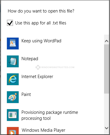 How to Reset File Associations in Windows 10: Choose a Program How to Reset File Associations in Windows 10 How to Reset File Associations in Windows 10