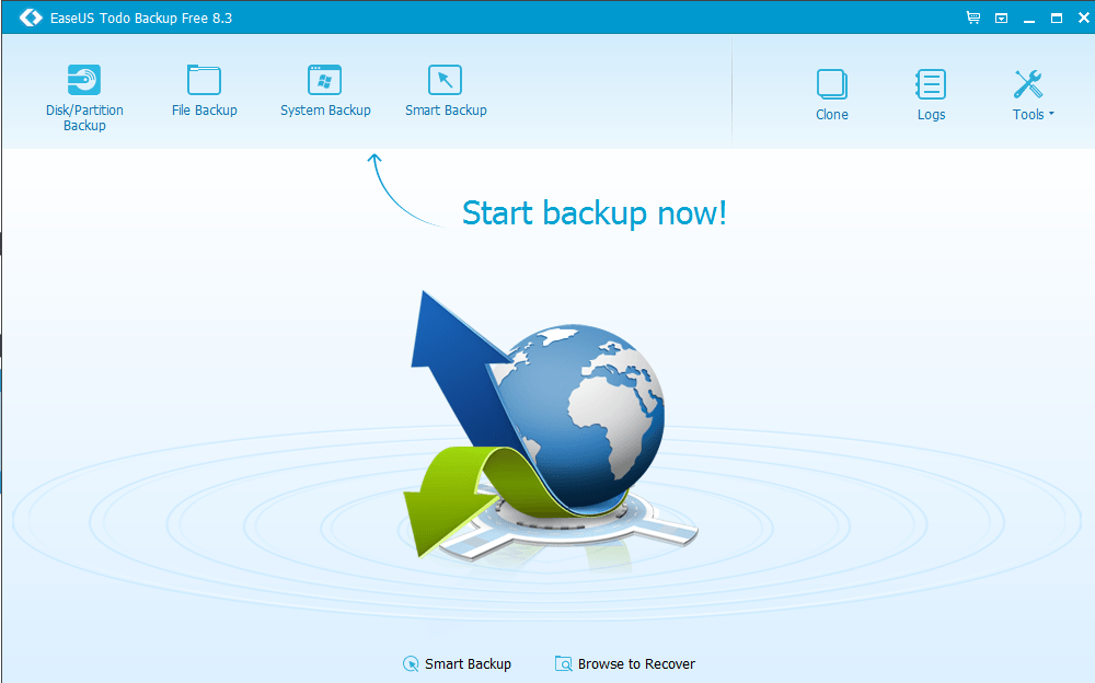 EaseUS Todo Backup Design EaseUS Todo Backup Review easeus todo backup
