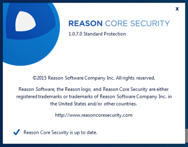 Reason Core Security