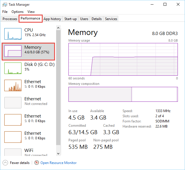 2015-12-02_20-27-21 How to See the Amount of RAM you have in Windows 10 amount of ram