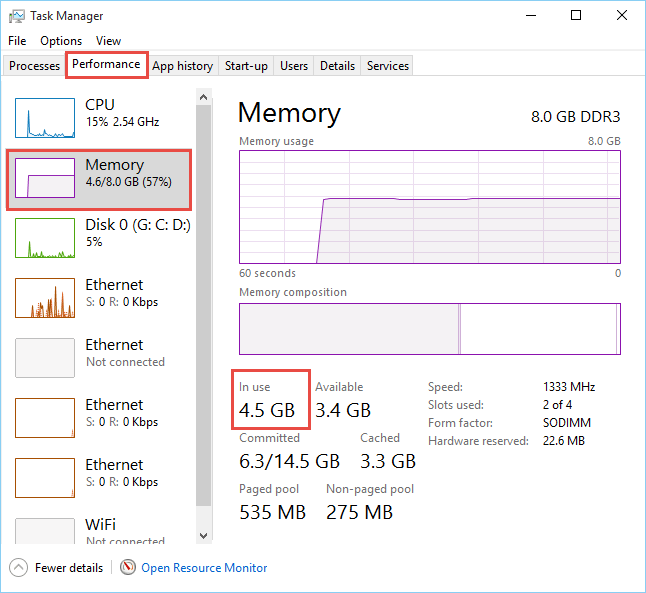 how much ram is currently being used Where can I find How Much RAM is Currently Being Used? how much ram is currently being used