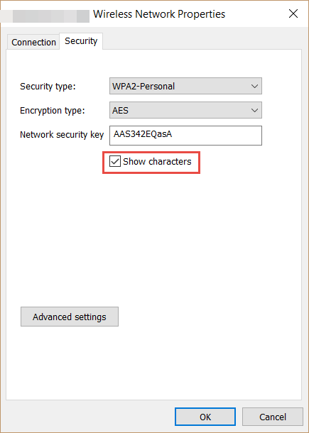 Wireless Network Password Phrase How to Find the WiFi Password in Windows 10 wifi password