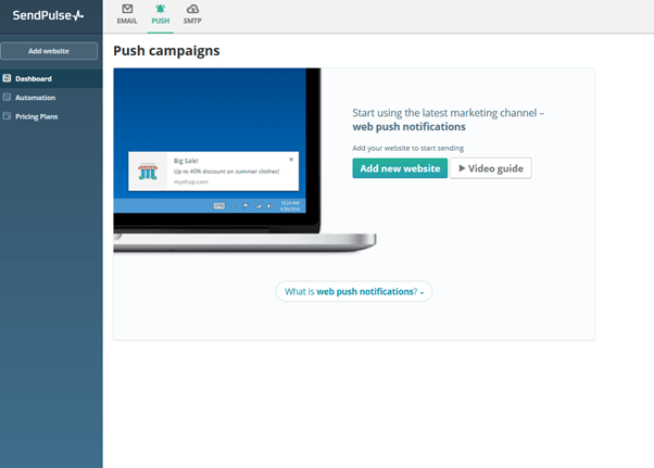 SendPulse: Create Personalized and Automated Email Campaigns without Breaking the Bank SendPulse