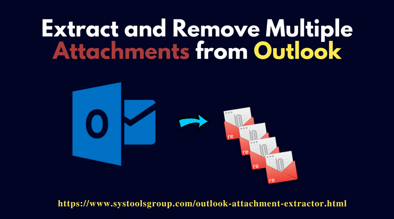 Instantly Extract all Attachments from Outlook Emails