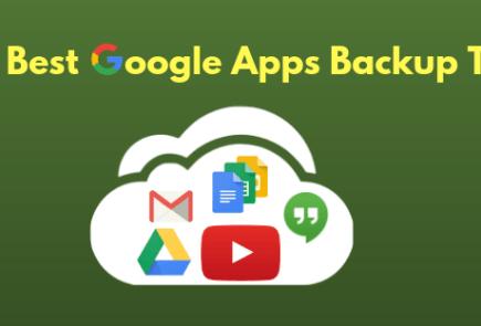 backup google apps email