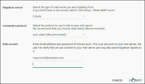 use application-specific password Best 2 Methods to Transfer G Suite Emails to Another Account / Domain