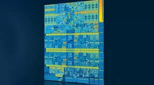 Peta Intel Core generasi ke-6
