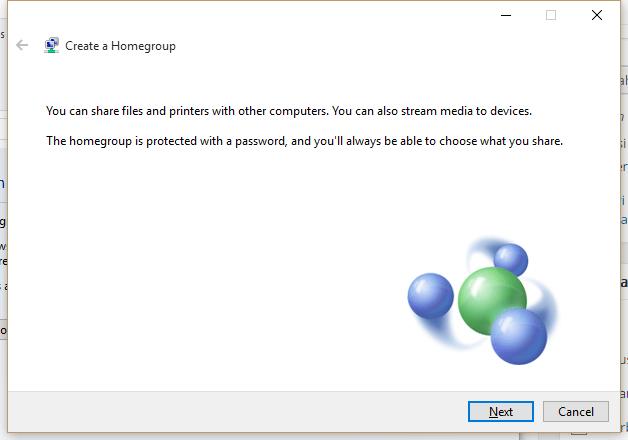 Cara Menggunakan HomeGroup di Windows 10