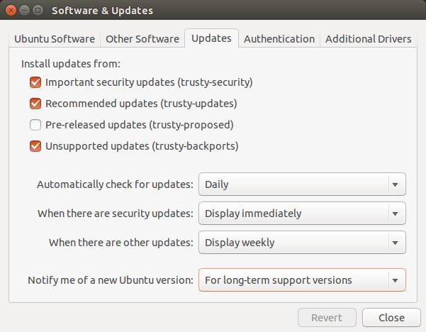 Cara Upgrade Ubuntu 14.04 Ke Ubuntu 16.04 (LTS ke LTS)