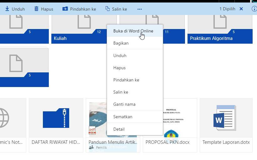 Membuka Dokumen Pdf Di Office Online