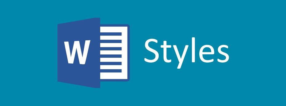 Cara Menggunakan Style Pada Microsoft Word