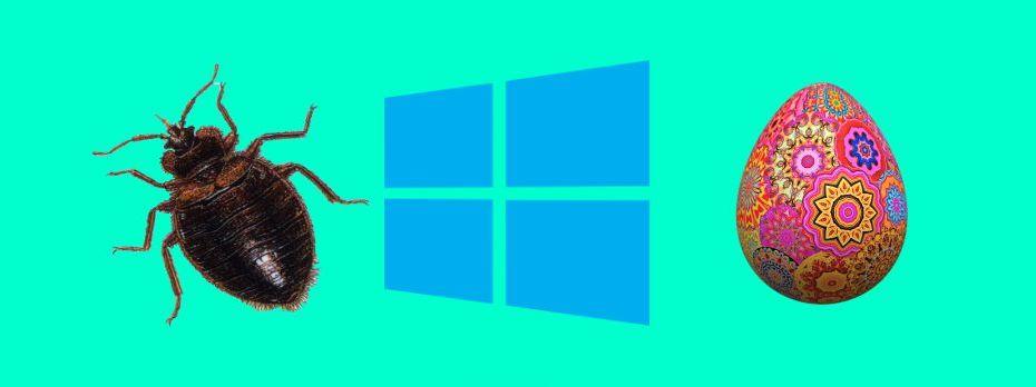 9 Easter Egg Dan Bug Aneh Di Windows Yang Harus Anda Lihat