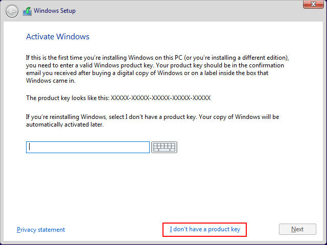Serial Number Windows 10 Virtualbox
