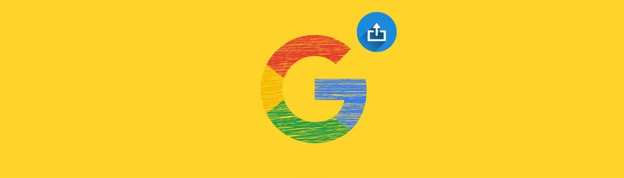 Cara Upload Foto Ke Google Header